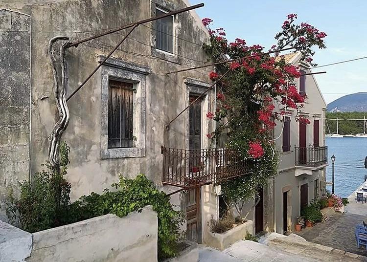 Fiscardo village